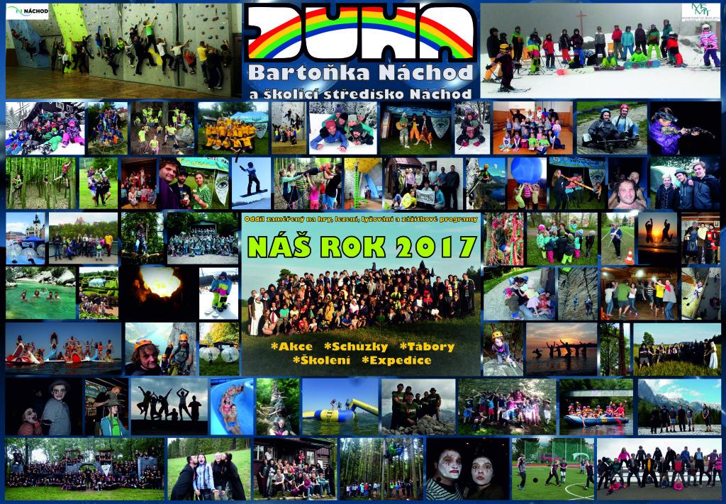 2017 Oddílový rok