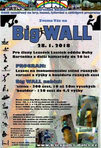Big Wall leden